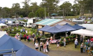 Wondai Autumn Garden Expo